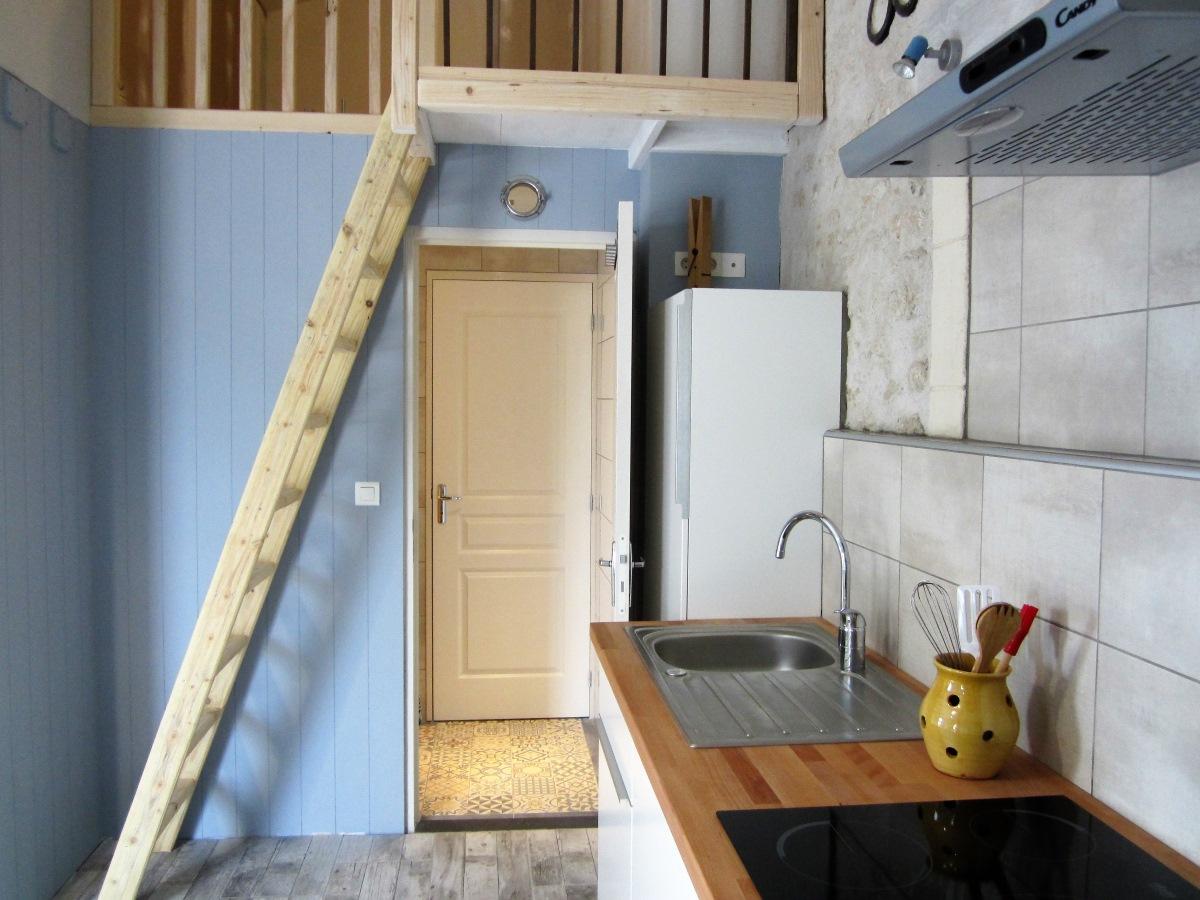 vakantiewoning voor 2 a 3 personen in zuid frankrijk