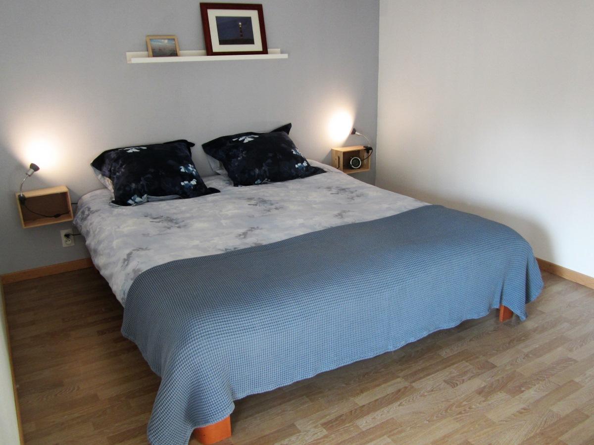 royale slaapkamer met groot 2-persoonsbed