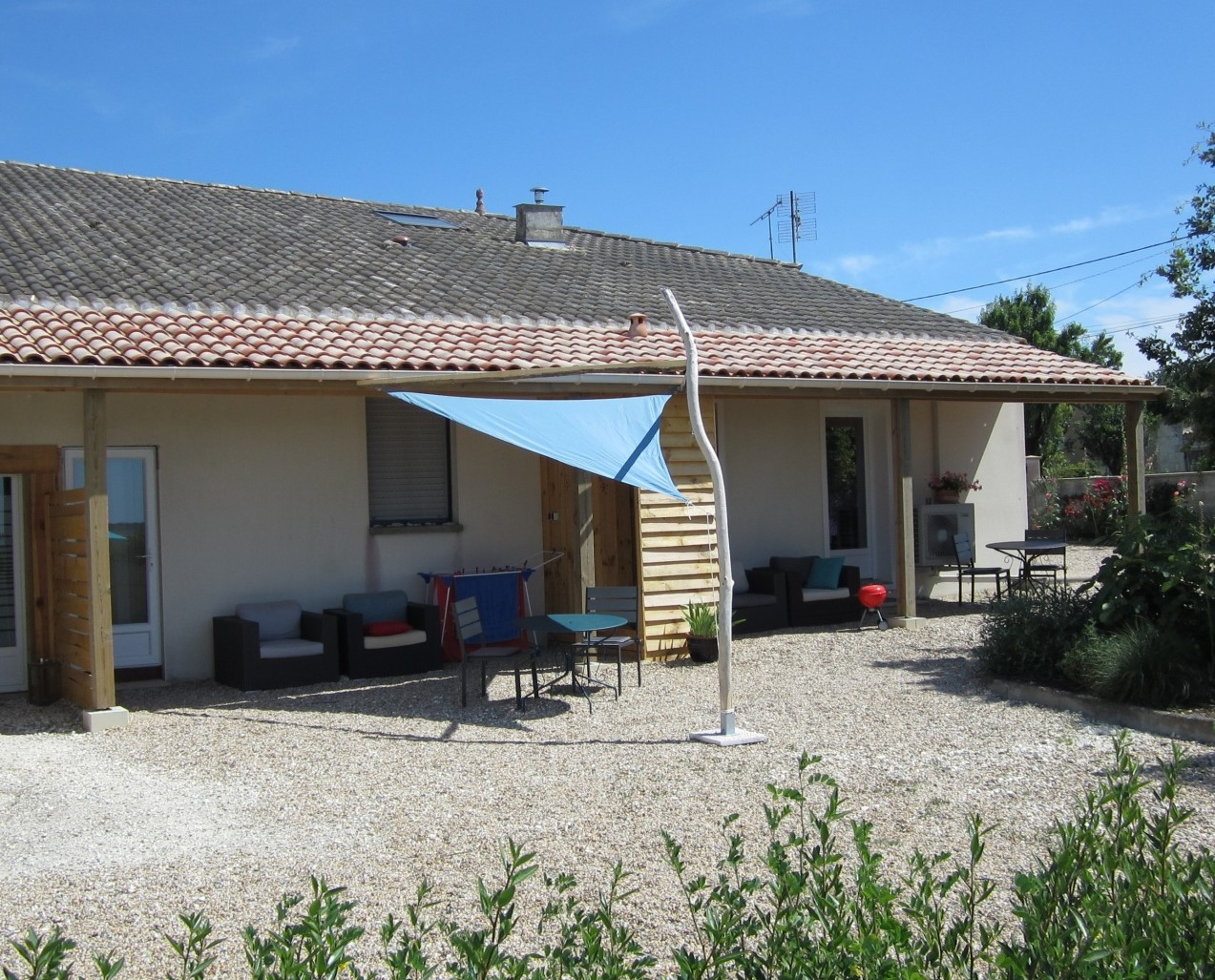 Vakantiewoning met veranda Charente-Maritime (2)