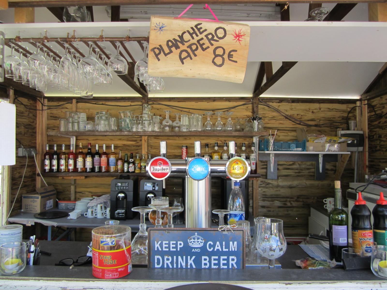 Caburote Resto-Bar Saint-Seurin le Port Gironde