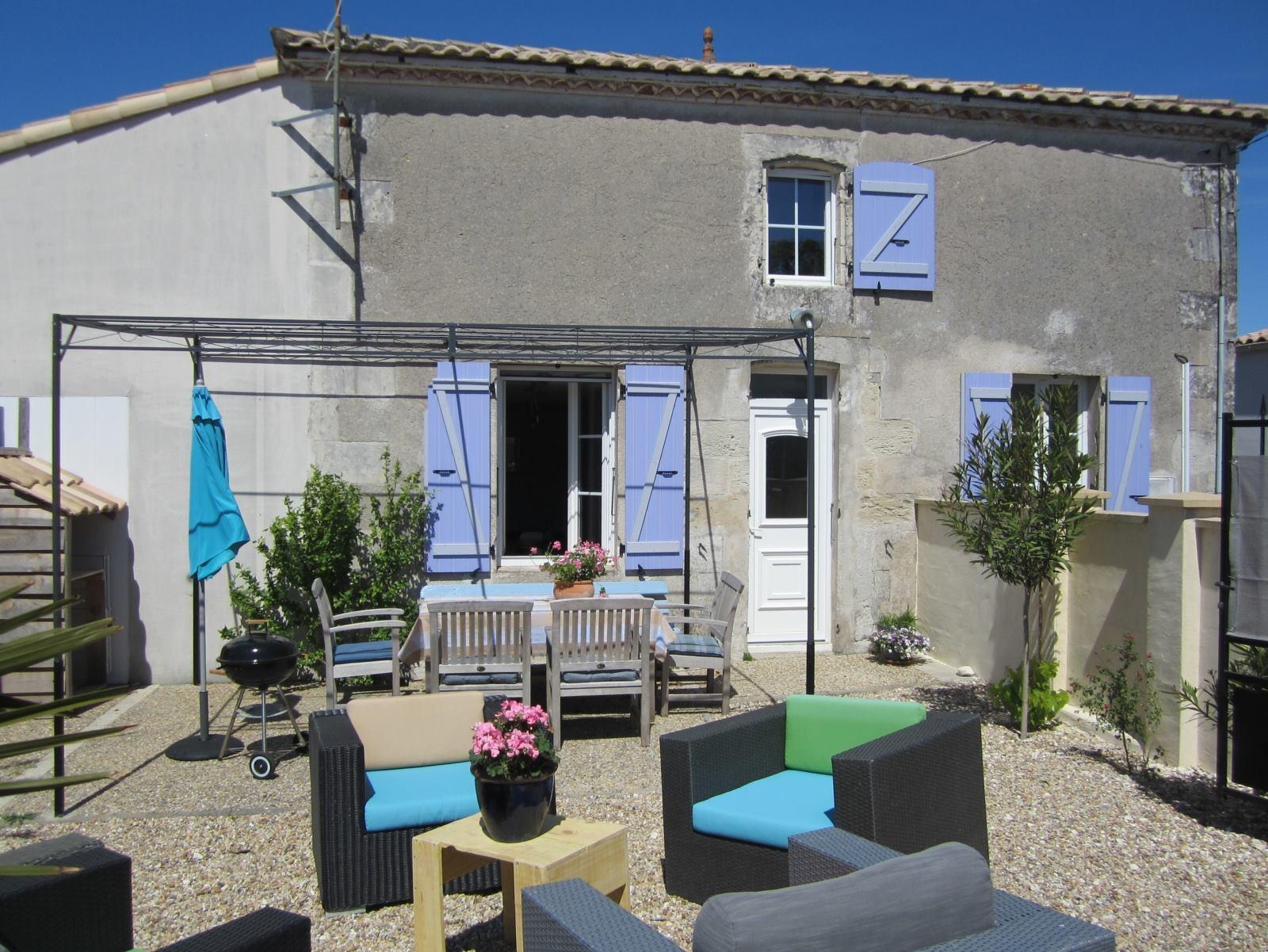 Gîte Le Cordouan Le Petit Chenac Gîtes Charente Maritime