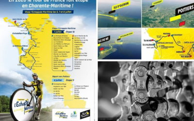 TOUR DE FRANCE 2020 IN DE CHARENTE MARTITIME !