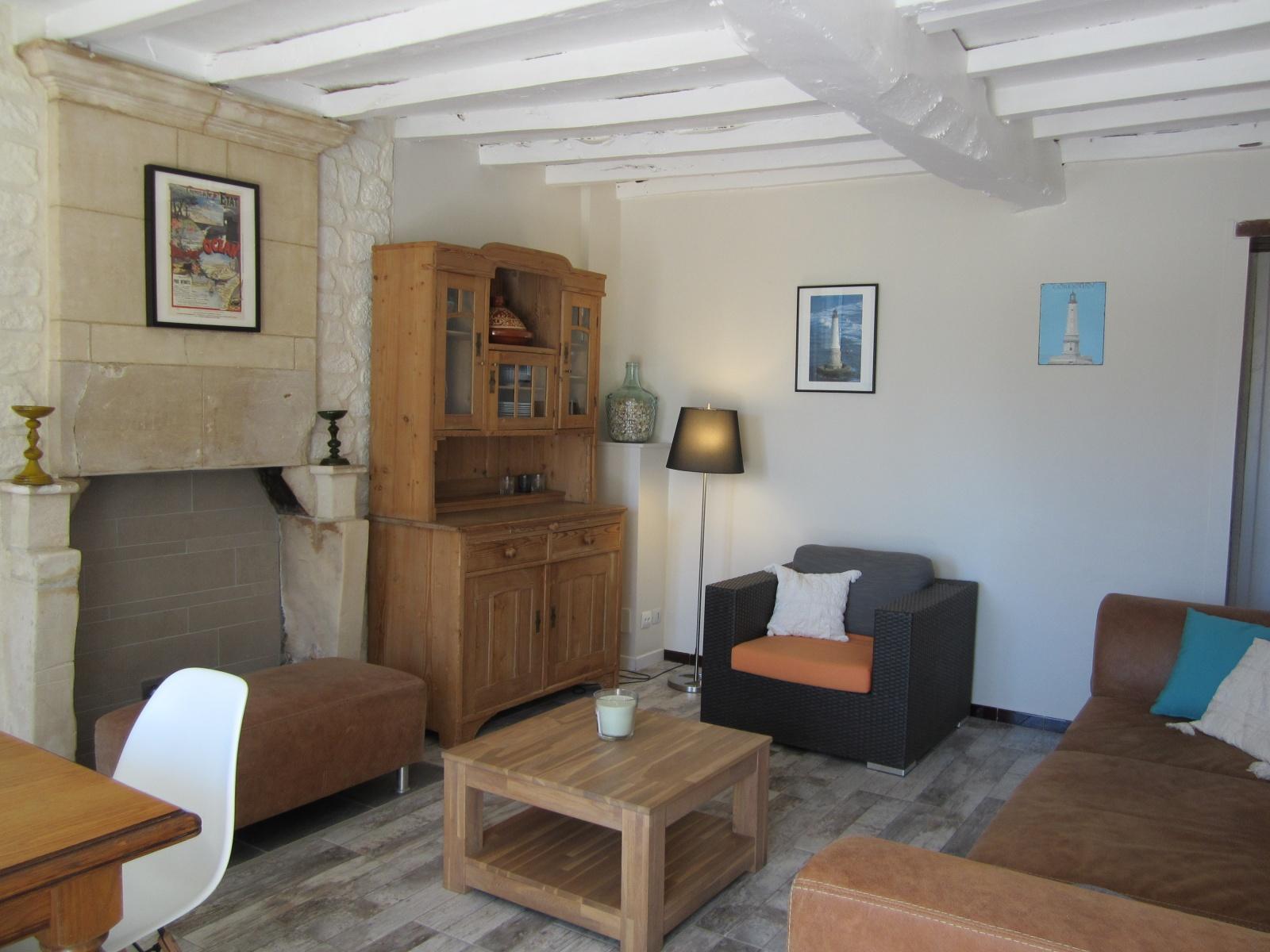 vakantiewoning in Charente Maritime aan Gironde
