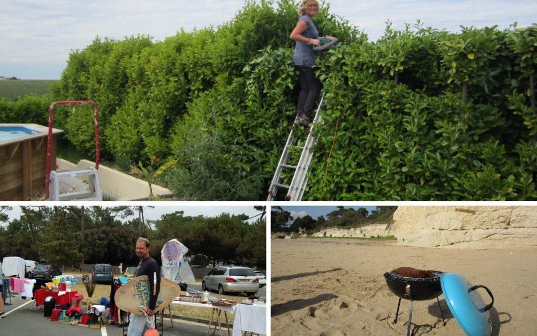 Op vakantie bij Nederlanders in de Charente Maritime
